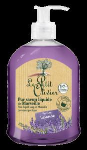 Sapun lichid lavanda Le Petit Olivier 300ml