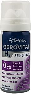 Deodorant antiperspirant sensitive Gerovital H3 40ml
