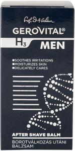 Lotiune dupa ras Gerovital Men H3 50ml