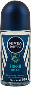 Antiperspirant roll on Fresh Ocean Nivea Men 50 ml