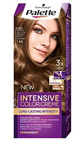 Vopsea de par permanenta intensive color cream LG5 ciocolatiu stralucitor Schwarzkopf Palette 110 ml