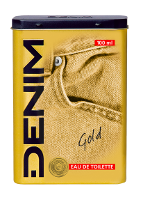 Apa de toaleta Gold Denim 100ml