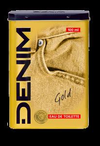 Apa de toaleta Gold Denim 100ml