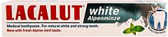Pasta de dinti medicinala Lacalut White 75ml