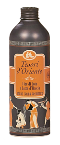 Gel de dus crema cu floare de lotus Tesori d'Oriente 500ml
