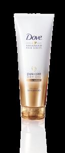 Sampon Pure Care Dry Oil Dove 250ml
