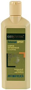 Sampon antimatreata cu Ichtiol Gerovital 250ml