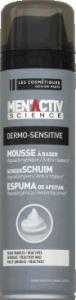 Spuma pentru ras MenActiv Science Les Cosmetiques 250ml