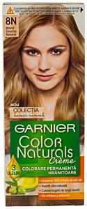 Vopsea de par blond deschis natural 8N Garnier 1buc