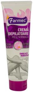 Crema depilatoare cu extract de orhidee Farmec 150ml