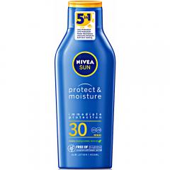 Lotiune hidratanta protectie solara FPS30 Nivea 400ml