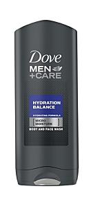 Gel de dus pentru barbati Hydratation Balance Dove 400 ml
