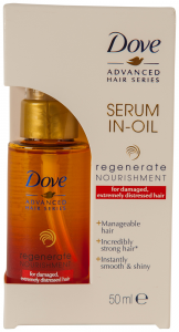 Ser par degradat Regenerate Nourishment Dove 50ml