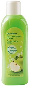 Gel de dus spumant cu parfum de mere Carrefour 1l