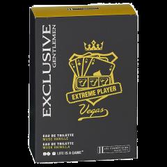Apa de toaleta pentru barbati cu parfum de mosc si vanilie Vegas Les Cosmetique 100 ml