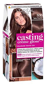 Vopsea de par 500 Saten Deschis 180ml L`oreal Casting Crème Gloss