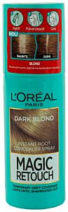 Spray instant pentru camuflarea radacinilor crescute intre colorari 5 Blond Inchis L'Oreal 75ml