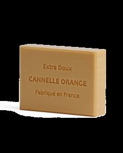Sapun rectangular cu Scortisoara - Portocale DMP Provence 100g