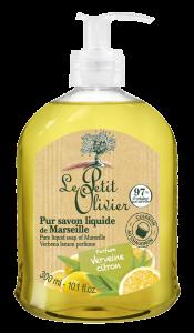 Sapun lichid Le Petit Olivier cu lamaie 300ml