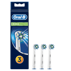 Rezerva periuta de dinti electrica Oral-B Cross Action 3 buc