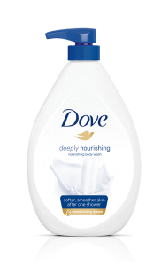Gel de dus Deeply Nourishing Dove 720ml