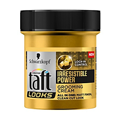 Gel crema de par Taft Irresistible Power, 130 ml