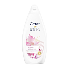 Gel de Dus Glowing Dove 750ml