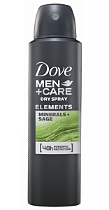 Deodorant spray Mineral&sage Dove Men+Care 150ml