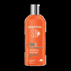 Lotiune family SPF30 Gerovital Sun 300ml