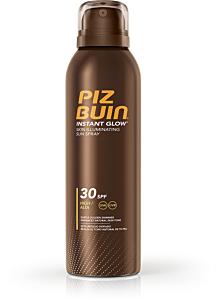Spray de protectie solara cu efect de iluminarea pielii 30 SPF Piz Buin 150ml