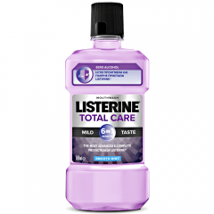 Apa de gura Total Care Listerine 500ml