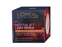 Crema antirid pentru fata SPF20 L'Oreal Paris Revitalift Laser 50ml