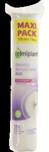 Dischete demachiante Elmiplant 120 bucati