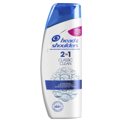 Sampon antimatreata Classic Clean 2 in1, pentru par normal Head&Shoulders 225 ml