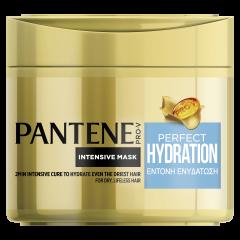 Masca Pantene Pro-V Perfect Hydration pentru par uscat, 300 ml