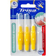 Periuta de dinti interdentara Trisa 0,6mm