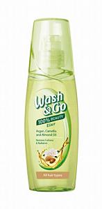 Ulei pentru par cu argan Elixir Wash&Go 100ml