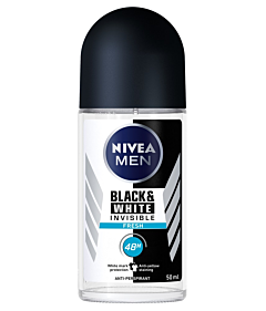 Deodorant roll on Black&White Fresh Nivea Men 50ml