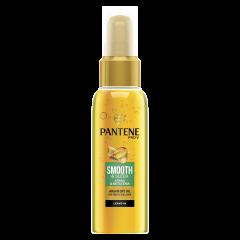 Tratament ulei pentru par uscat si deteriorat Pantene Smooth & Sleek 100 ml