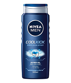 Gel de dus Coolkick Nivea 500ml