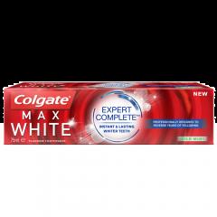 Pasta de dinti Colgate Max White Expert Complete Mild Mint 75ml