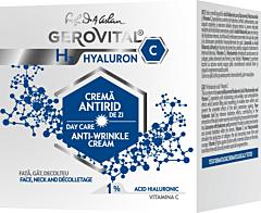 Crema antirid de zi hyarulon-c Gerovital H3 50ml