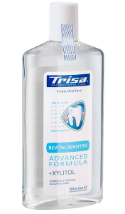 Apa de gura Revital Sensitive Trisa 500ml