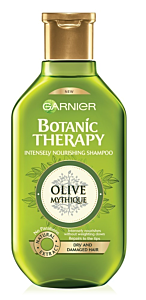 Sampon pentru par uscat si degradat cu ulei de masline Garnier Botanic Therapy  400ml