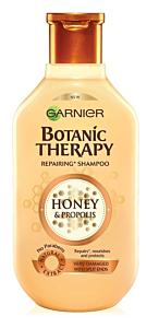 Sampon pentru par deteriorat cu varfuri despicate cu miere&propolis Garnier Botanic Therapy 400ml