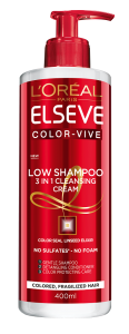 Sampon Color Vive Low Elseve 400ml