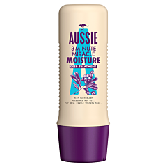 Masca Aussie 3 Minute Miracle Moisture pentru par uscat, 250 ml