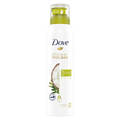 Spuma de dus Coconut Oil Dove 200ml