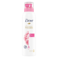 Spuma de dus Rose Oil Dove 200ml