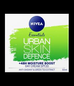 Crema de zi Urban Skin Defence Nivea 50ml